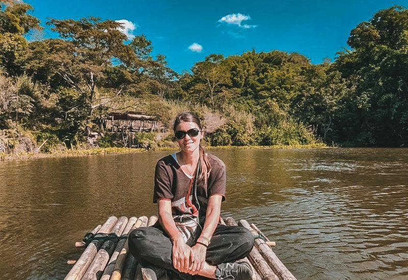 rivière nord thaïlande